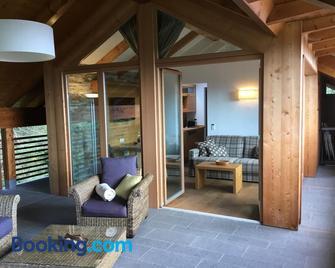 Franzn Apartments - Monte San Pietro / Petersberg - Living room