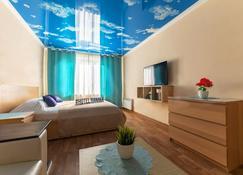 Apartment Hanaka on Orekhovy 11 - Moskau - Schlafzimmer