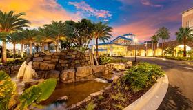 Universal's Loews Sapphire Falls Resort - Orlando - Vista del exterior