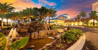 Universal's Loews Sapphire Falls Resort - Orlando - Näkymät ulkona
