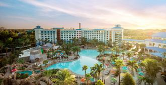 Universal's Loews Sapphire Falls Resort - Orlando - Bâtiment