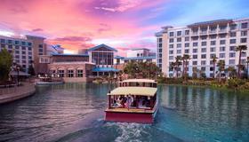 Universal's Loews Sapphire Falls Resort - Orlando - Edificio