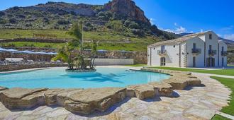 Villa Cristina Scopello - Castellammare del Golfo - Pool