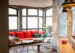 宜必思科爾馬中心酒店 - 科瑪 - 科爾馬 - 休閒室