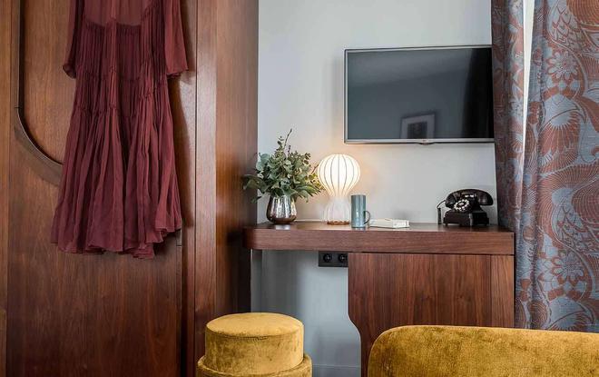 Hôtel Belloy Saint Germain - Pariisi - Huoneen palvelut