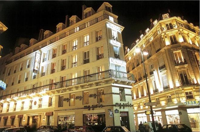 Hôtel Belloy Saint Germain - Pariisi - Rakennus