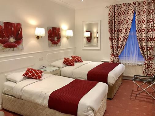 Dergvale Hotel - Dublin - Phòng ngủ