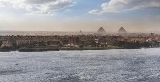 Holiday Inn Cairo Maadi - Kairo - Utomhus