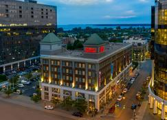 Hampton Inn & Suites Buffalo/Downtown - Баффало - Outdoors view