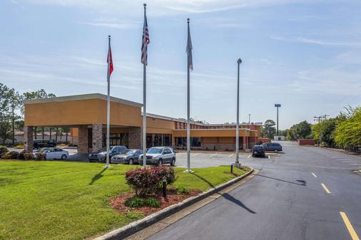 Quality Inn and Suites Chattanooga - Chattanooga - Κτίριο