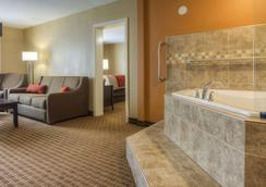 Quality Inn and Suites Chattanooga - Chattanooga - Μπάνιο