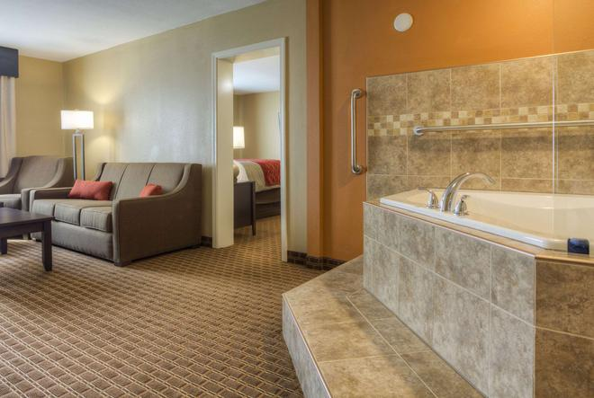 Quality Inn and Suites Chattanooga - Chattanooga - Bathroom