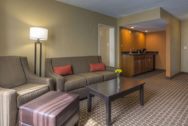 Quality Inn and Suites Chattanooga - Chattanooga - Σαλόνι