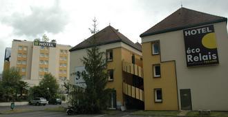 Hôtel Eco Relais Pau-lons - Lons