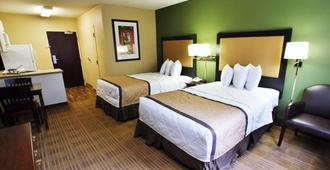 Extended Stay America Suites - Chicago - Woodfield Mall - Schaumburg - Bedroom