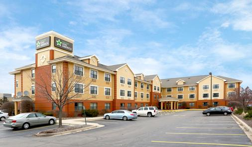 Extended Stay America Chicago- Woodfield Mall-Convention Ctr - Schaumburg - Rakennus