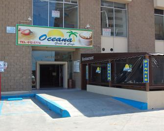 Oceana Condominiums - Rosarito Inn - Rosarito - Edificio