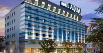 Aqua Hotel - Thành phố Varna - Toà nhà