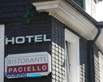 Paciello Restaurant Hotel - Velbert - Edificio