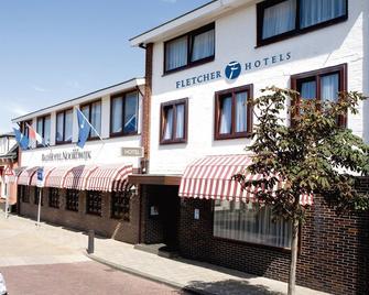 Fletcher Badhotel Noordwijk - Noordwijk - Gebouw