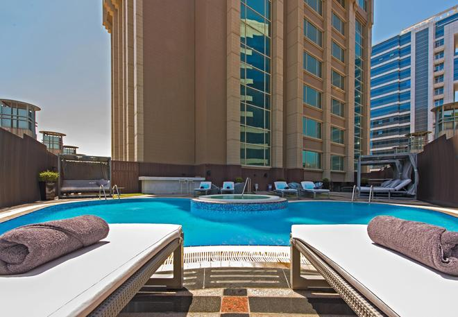 Somewhere Hotel Apartment - Dubai - Uima-allas