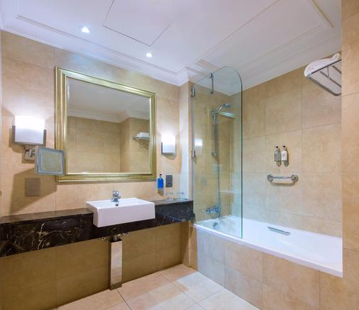 Somewhere Hotel Apartment - Dubai - Kylpyhuone