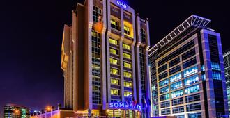 سومواير هوتل أبارتمنت - دبي - مبنى