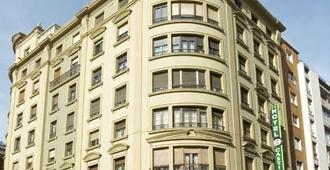 Hotel Castilla - Gijón - Building