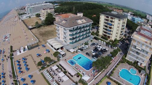Hotel La Bussola - Jesolo - Gebäude