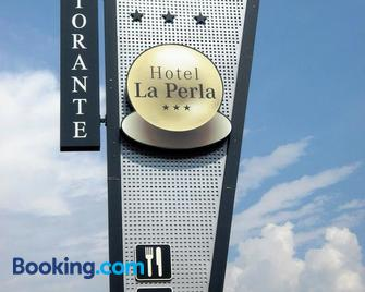 Hotel La Perla - Беллинзона - Здание