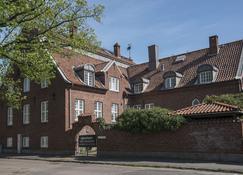 Halmstad Hotell & Vandrarhem Kaptenshamn - Halmstad - Gebäude