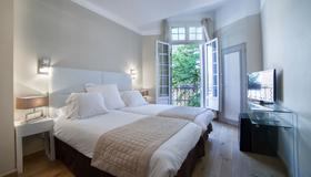 法國大酒店 - 普羅旺斯地區艾克斯 - 艾克斯普羅旺斯 - 臥室
