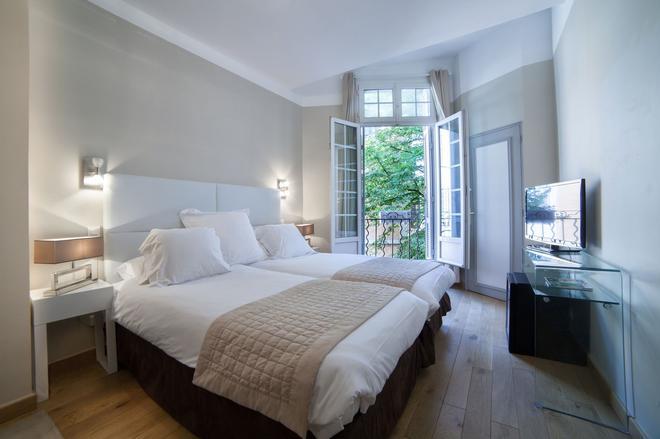 Hôtel De France - Экс-ан-Прованс - Спальня