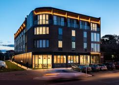Abode Kingston - Canberra - Building