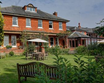 Best Western Sysonby Knoll Hotel - Melton Mowbray - Building