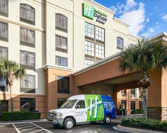 Holiday Inn Express & Suites Jacksonville South East - Medical Center Area - Jacksonville - Building