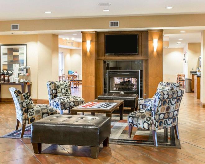 東方套房凱富酒店 - 諾克斯維爾 - 諾克斯維爾(田納西州) - 大廳