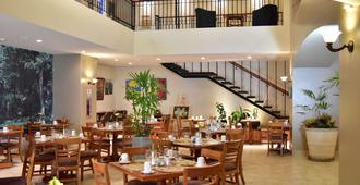 Sleep Inn Hotel Paseo Las Damas - סן חוזה - מסעדה