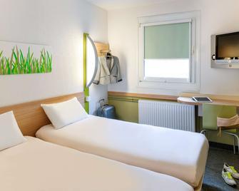 Ibis Budget Chateaudun - Châteaudun - Schlafzimmer