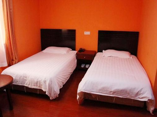 上海全紅酒店 - 上海 - 臥室