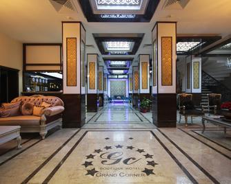 Grand Corner Hotel - Boutique Class - Izmir - Lobby