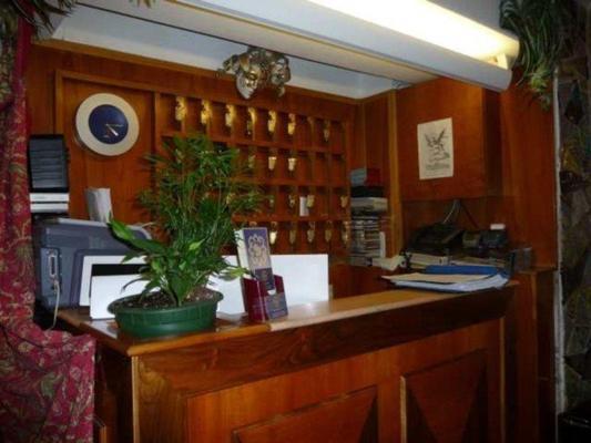 智慧女神與海神酒店 - 威尼斯 - 威尼斯 - 櫃檯