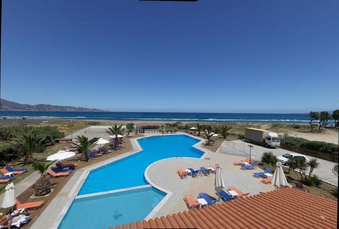 阿克緹克拉里酒店 - Malevizi (美維茲) - 伊拉克利翁 - 游泳池