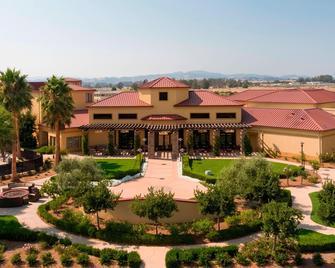 Springhill Suites Napa Valley - Napa - Edificio