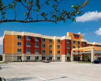 Fairfield Inn & Suites by Marriott Dallas Plano/The Colony - The Colony - Gebouw
