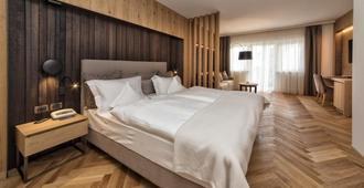 Hotel Genziana - Ortisei - Quarto