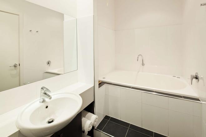 Best Western PLUS Ballarat Suites - Ballarat - Kylpyhuone