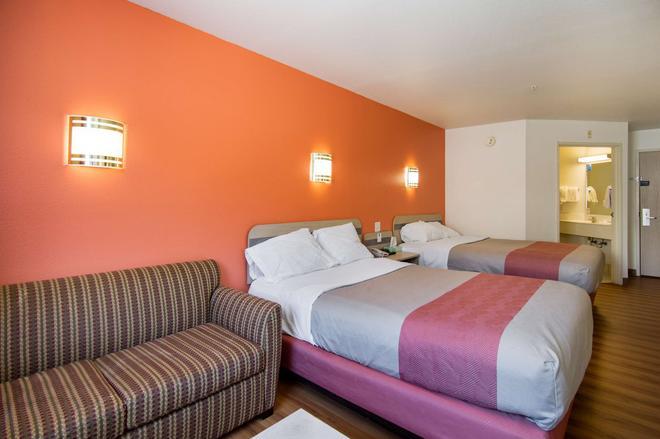 魯伊多索 6 號汽車旅館 - 魯伊多索 - 魯伊多索 - 臥室