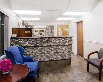 Knights Inn - Scranton/Wilkes-Barre/Pittston - Pittston - Rezeption