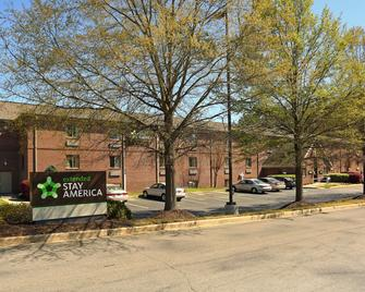 Extended Stay America - Columbia - West - Stoneridge Dr. - Columbia - Building